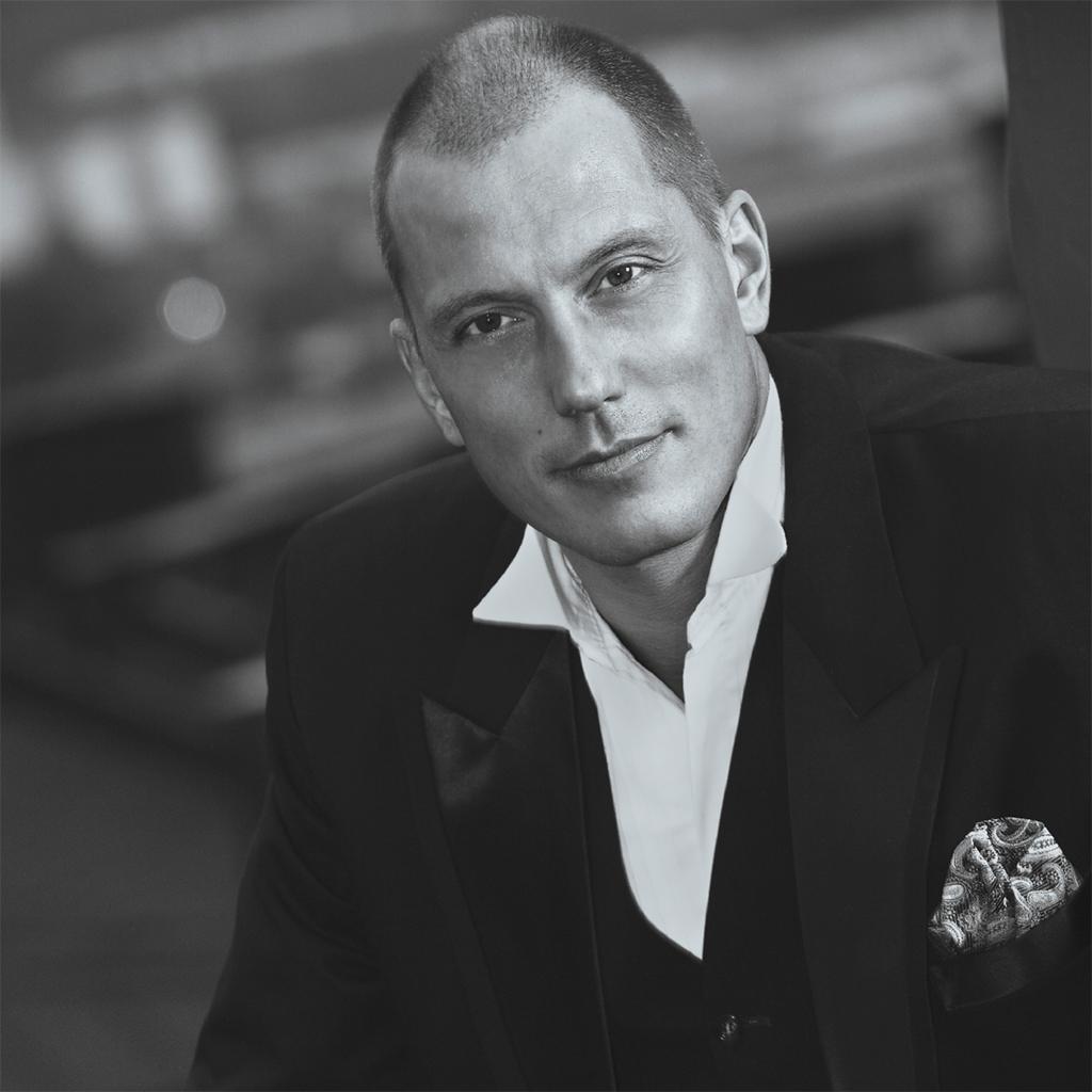 John Kluge Foto: Gabriel Henningson