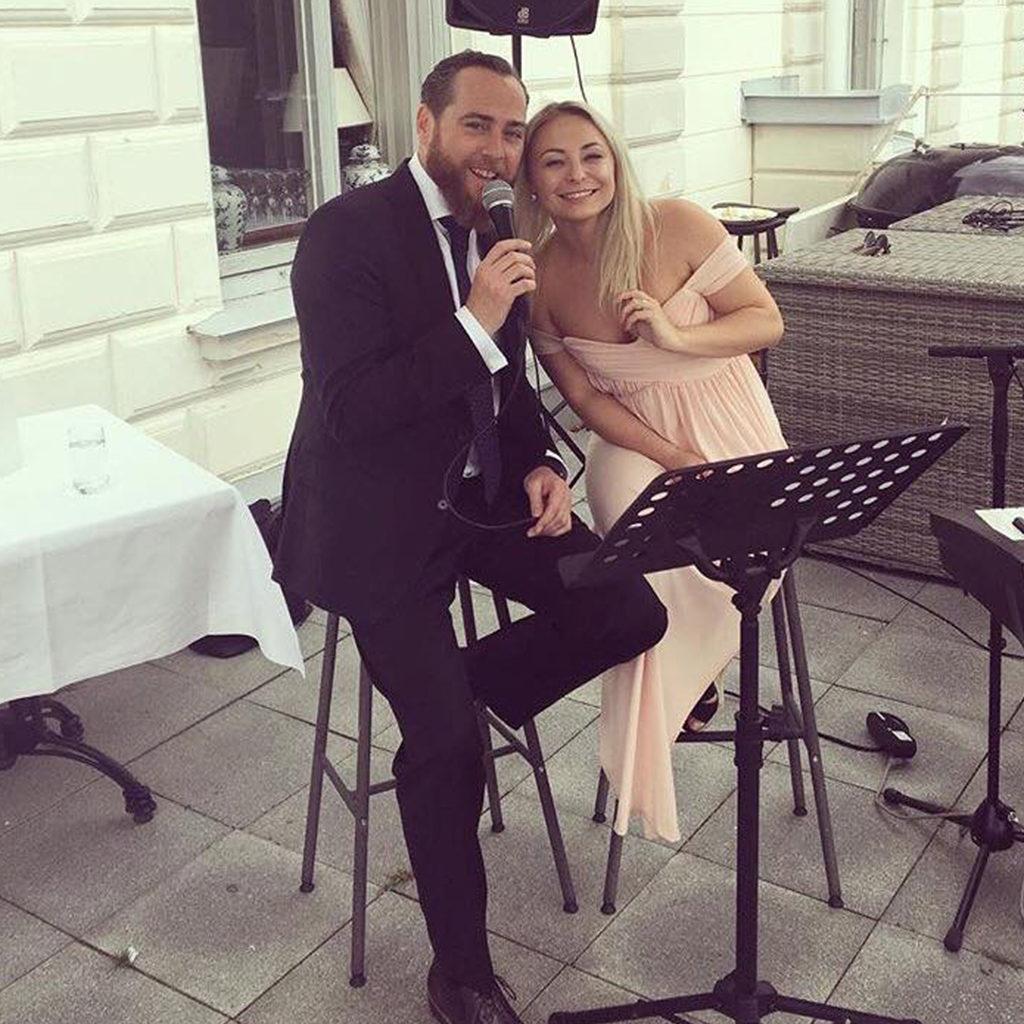 Patric Grönlund & Emelie Clausen