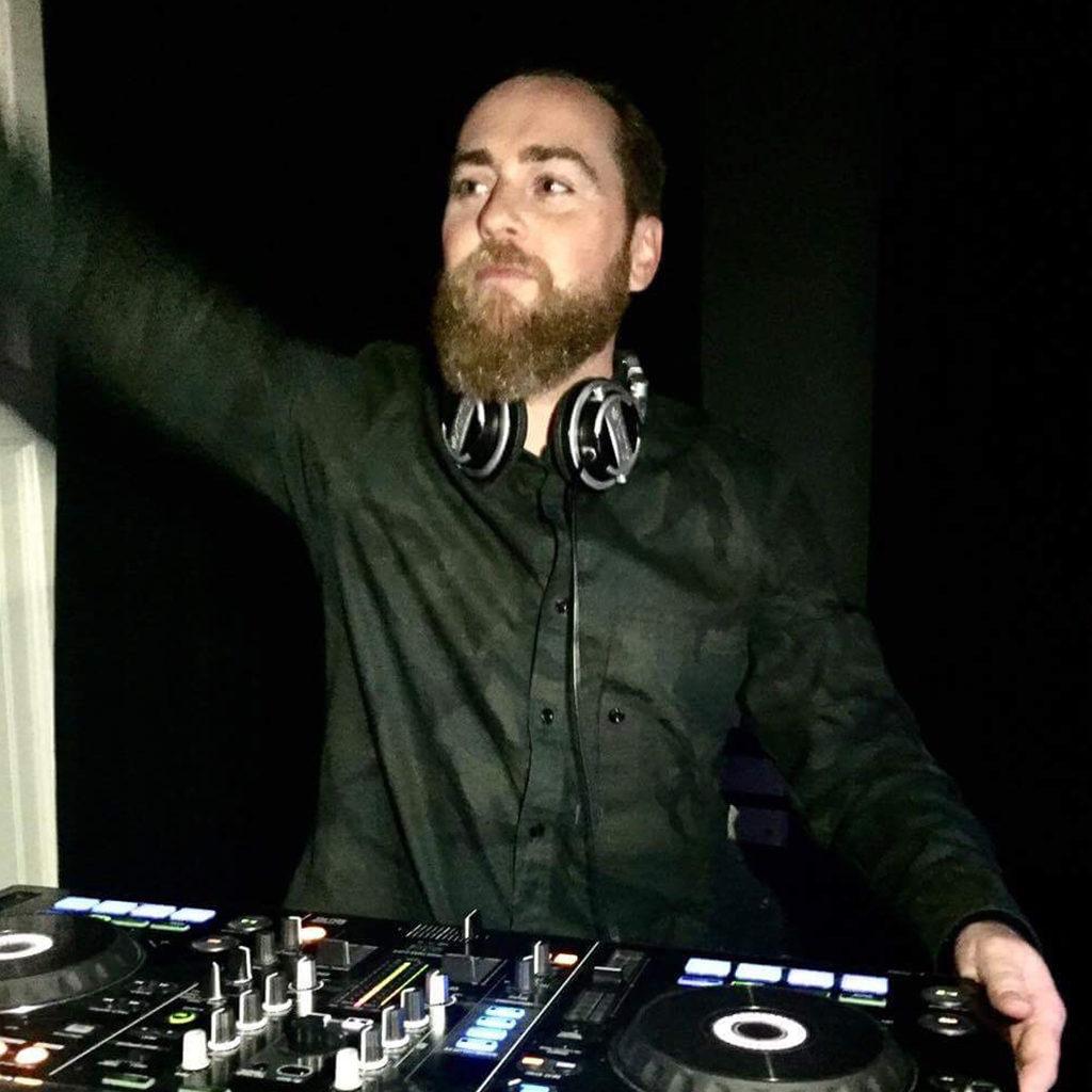 DJ Patric Grönlund