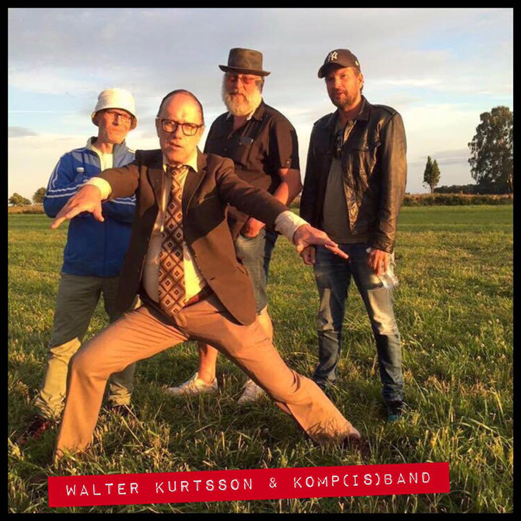 Walter & Komp(is)bandet